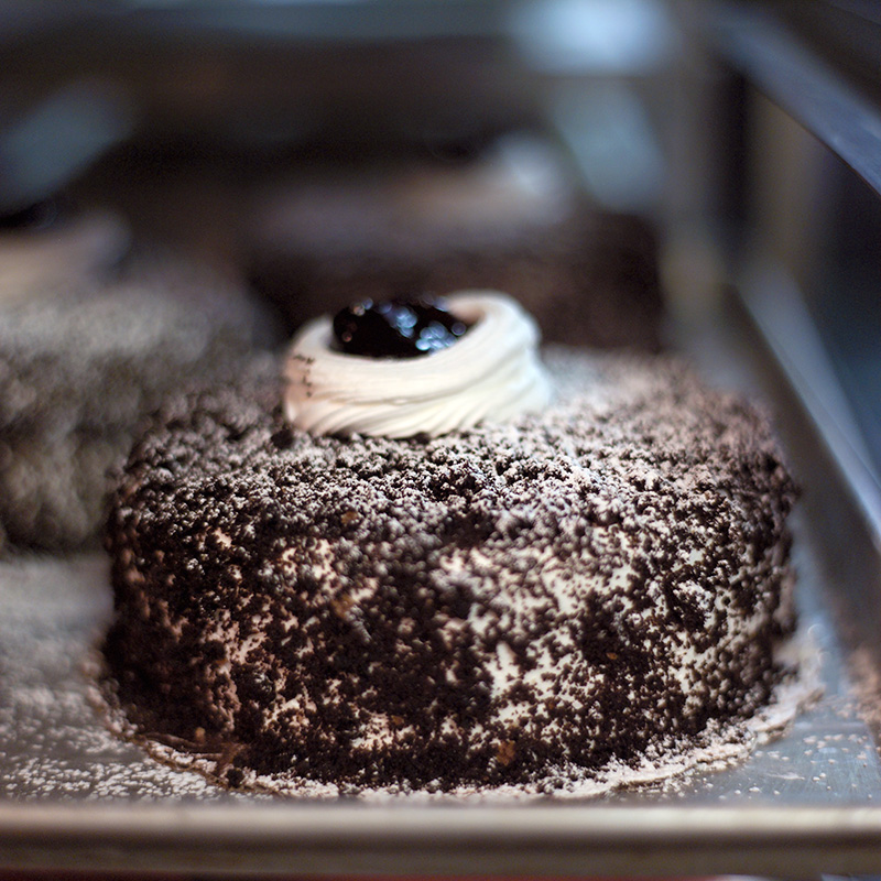 Chocolate-cake-powder-sugar